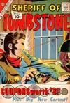Cover for Sheriff of Tombstone (Charlton, 1958 series) #15