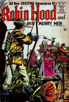Cover for Robin Hood and His Merry Men (Charlton, 1956 series) #28