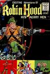 Cover for Robin Hood and His Merry Men (Charlton, 1956 series) #31