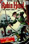 Cover for Robin Hood and His Merry Men (Charlton, 1956 series) #33