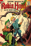 Cover for Robin Hood and His Merry Men (Charlton, 1956 series) #36