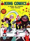 Cover for King Comics (David McKay, 1936 series) #1