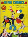 Cover for King Comics (David McKay, 1936 series) #2