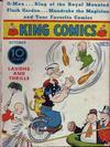Cover for King Comics (David McKay, 1936 series) #7