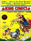 Cover for King Comics (David McKay, 1936 series) #8