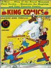 Cover for King Comics (David McKay, 1936 series) #10