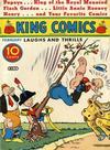 Cover for King Comics (David McKay, 1936 series) #11