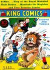 Cover for King Comics (David McKay, 1936 series) #12