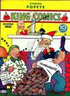 Cover for King Comics (David McKay, 1936 series) #21