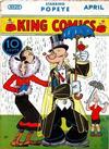 Cover for King Comics (David McKay, 1936 series) #25