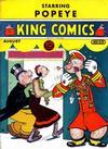 Cover for King Comics (David McKay, 1936 series) #29