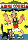 Cover for King Comics (David McKay, 1936 series) #40