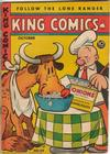 Cover for King Comics (David McKay, 1936 series) #138