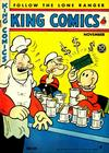 Cover for King Comics (David McKay, 1936 series) #139