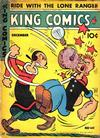 Cover for King Comics (David McKay, 1936 series) #140