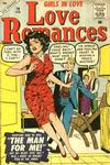 Cover for Love Romances (Marvel, 1949 series) #79