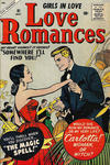 Cover for Love Romances (Marvel, 1949 series) #81