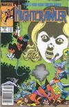 Cover for Nightcrawler (Marvel, 1985 series) #4 [Canadian]