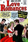 Cover for Love Romances (Marvel, 1949 series) #83
