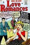 Cover for Love Romances (Marvel, 1949 series) #85