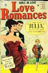Cover for Love Romances (Marvel, 1949 series) #91
