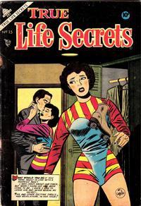 Cover Thumbnail for True Life Secrets (Charlton, 1951 series) #15