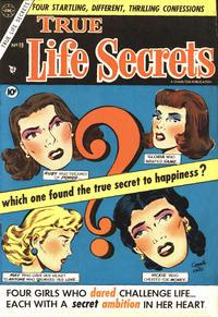 Cover Thumbnail for True Life Secrets (Charlton, 1951 series) #19