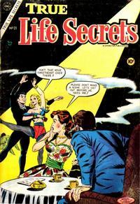 Cover Thumbnail for True Life Secrets (Charlton, 1951 series) #21