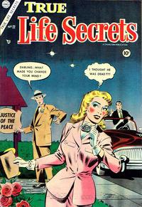 Cover Thumbnail for True Life Secrets (Charlton, 1951 series) #22