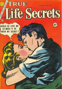 Cover Thumbnail for True Life Secrets (Charlton, 1951 series) #24