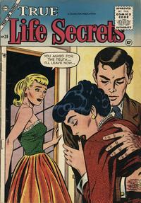 Cover Thumbnail for True Life Secrets (Charlton, 1951 series) #28