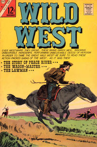 Cover Thumbnail for Wild West (Charlton, 1966 series) #58