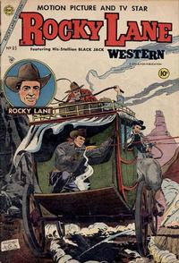 Cover Thumbnail for Rocky Lane Western (Charlton, 1954 series) #65