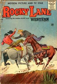 Cover Thumbnail for Rocky Lane Western (Charlton, 1954 series) #69