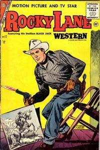 Cover Thumbnail for Rocky Lane Western (Charlton, 1954 series) #72