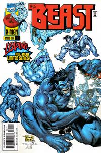 Cover Thumbnail for Beast (Marvel, 1997 series) #1 [Direct Edition]