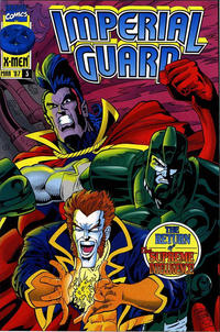 Cover Thumbnail for Imperial Guard (Marvel, 1997 series) #3