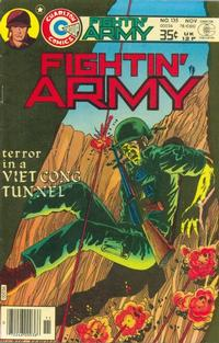 Cover Thumbnail for Fightin' Army (Charlton, 1956 series) #135