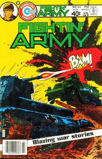 Cover Thumbnail for Fightin' Army (Charlton, 1956 series) #144