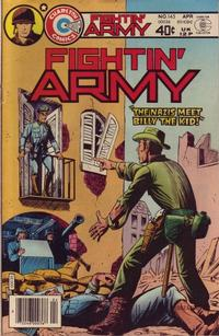 Cover Thumbnail for Fightin' Army (Charlton, 1956 series) #145
