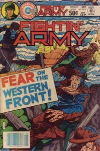 Cover Thumbnail for Fightin' Army (Charlton, 1956 series) #147