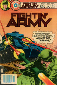 Cover Thumbnail for Fightin' Army (Charlton, 1956 series) #150