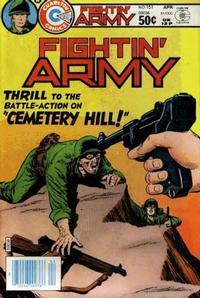Cover Thumbnail for Fightin' Army (Charlton, 1956 series) #151
