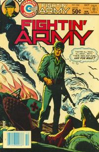 Cover Thumbnail for Fightin' Army (Charlton, 1956 series) #154