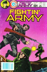 Cover Thumbnail for Fightin' Army (Charlton, 1956 series) #156