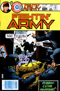 Cover Thumbnail for Fightin' Army (Charlton, 1956 series) #158