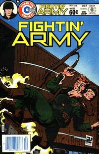 Cover Thumbnail for Fightin' Army (Charlton, 1956 series) #166