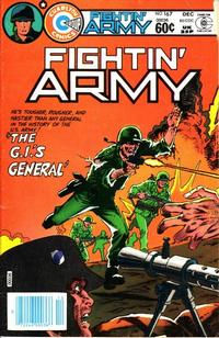 Cover Thumbnail for Fightin' Army (Charlton, 1956 series) #167