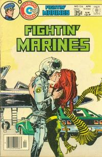 Cover Thumbnail for Fightin' Marines (Charlton, 1955 series) #136