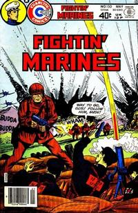 Cover Thumbnail for Fightin' Marines (Charlton, 1955 series) #150